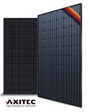 Installation photovoltaïque très bon rapport qualité prix - Panneaux AXITEC